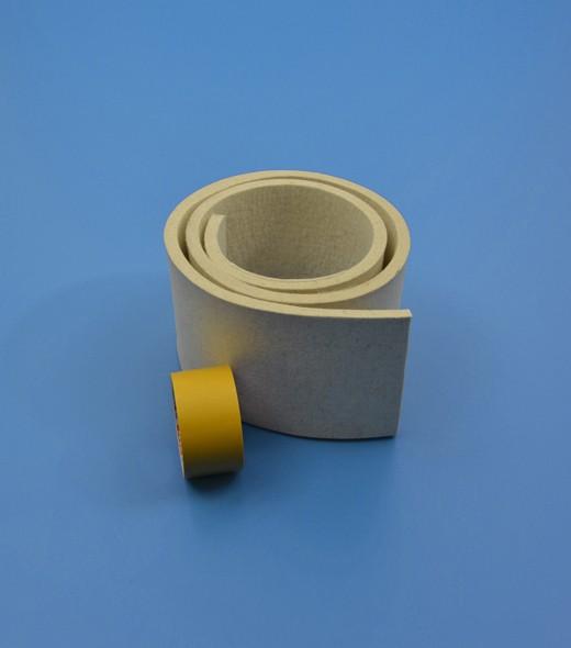 Ausgleichfilz 115/137 (10 x 40 mm)