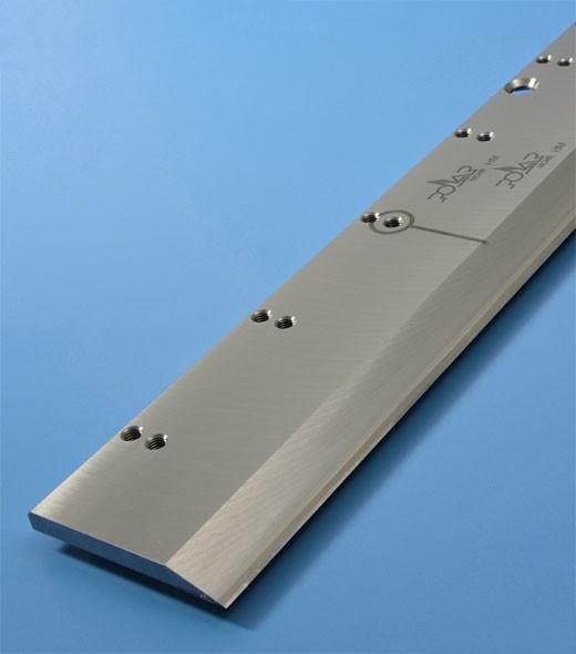 Original Polar Maschinenmesser aus Hartmetall für Papierschneidemaschinen Typ 66